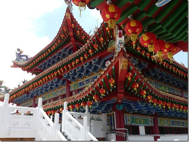Kuala Lumpur - Thean Hou Temple chinois (29)