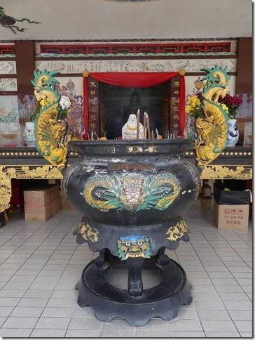 Kuala Lumpur - Thean Hou Temple chinois (34)