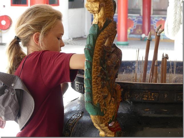 Kuala Lumpur - Thean Hou Temple chinois (35)