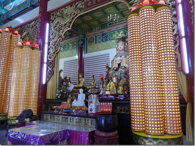 Kuala Lumpur - Thean Hou Temple chinois (38)