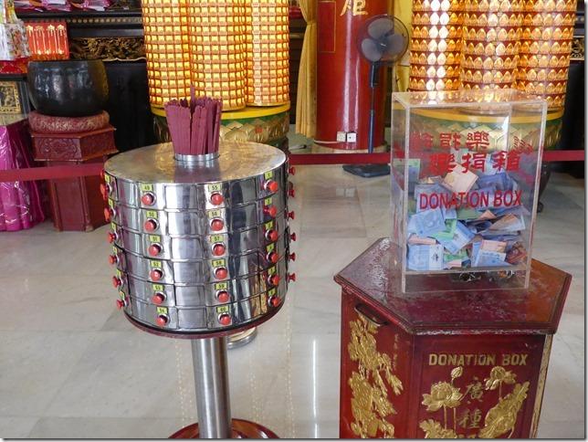 Kuala Lumpur - Thean Hou Temple chinois (43)