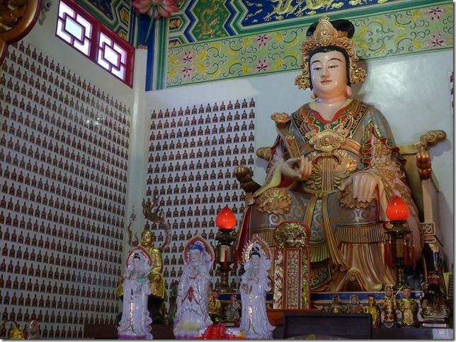 Kuala Lumpur - Thean Hou Temple chinois (45)