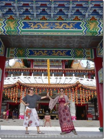 Kuala Lumpur - Thean Hou Temple chinois (51)