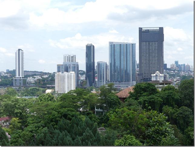 Kuala Lumpur - Thean Hou Temple chinois (53)
