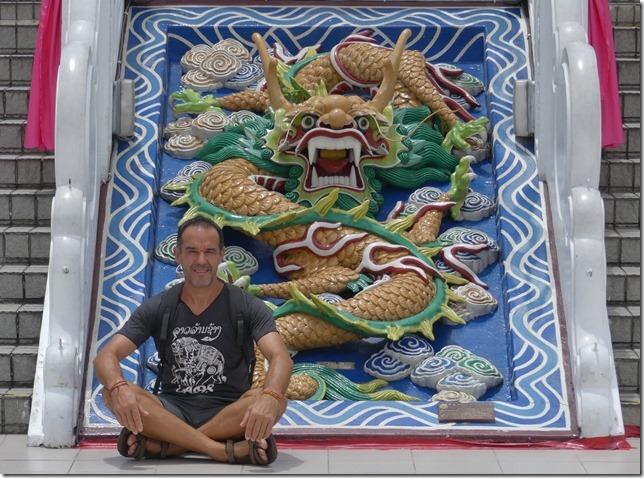 Kuala Lumpur - Thean Hou Temple chinois (56)