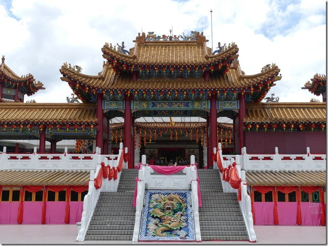 Kuala Lumpur - Thean Hou Temple chinois (58)