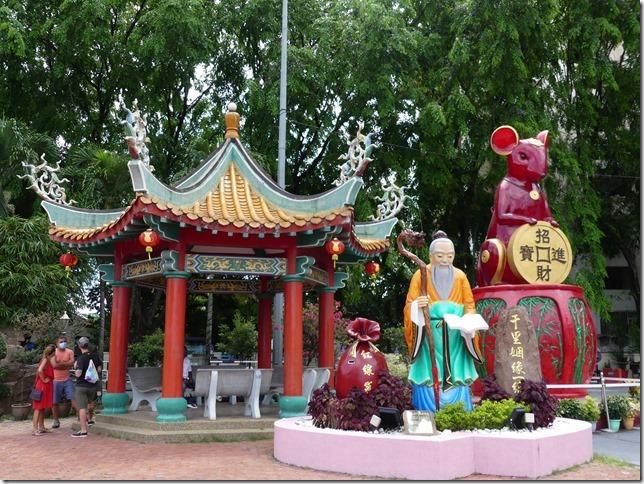 Kuala Lumpur - Thean Hou Temple chinois (5)