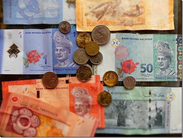 Monnaie Malaisie - le ringgit (4)