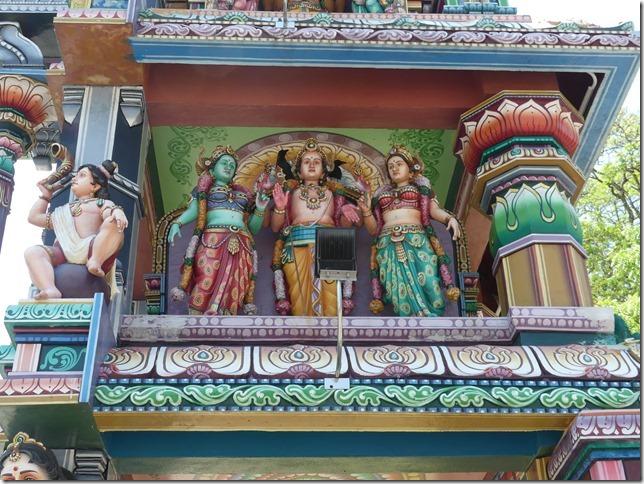 Penang Island - Temple hindou (2)