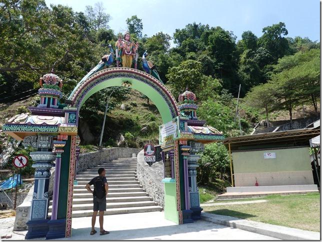 Penang Island - Temple hindou (3)