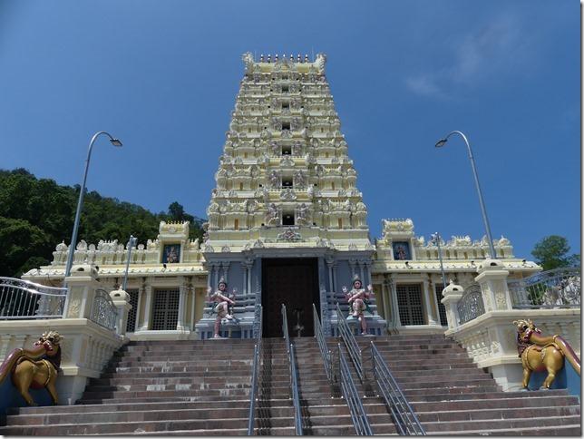 Penang Island - Temple hindou (6)